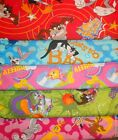 LOONEY TUNES #3  FABRICS Sold INDIVIDUALLY NOT AS A GROUP By the HALF YARD