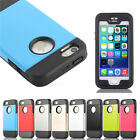 New Arrival For Apple iPhone 5C 3 in 1 Stand Cover Case Protective Back Holster