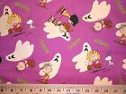 PEANUTS #5  FABRICS Sold INDIVIDUALLY NOT AS A GROUP By the HALF YARD
