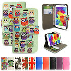 Wallet Flip Leather Case Cover For Samsung Galaxy Core Prime + Free Screen Guard