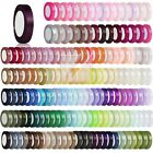 "25 Yards Satin Ribbon 5/8"" Craft Wedding Party Favors RN0004"