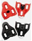 Look Delta Road Bicycle Pedal Cleats - Black、Red
