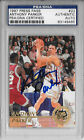 ANTHONY PARKER Signed 1997 PRESS PASS Basketball CARD #22 Bradley BRAVES PSA/DNA