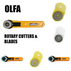 OLFA Rotary Cutters & spare blades  FREEPOST for quilters/ crafters