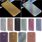 Luxury Full Cover Warp Decal Vinyl Glitter Sticker Case Skin For Samsung S6 Edge