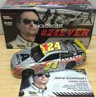 NEW 2015 Jeff Gordon #24 Final Homestead Raced Platinum Diecast 1:24 INST READ