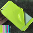 Full Body Front Back Skin Sticker Decal Wrap Cover for iPhone5/5C/6/6Plus Hot EW