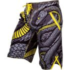 Venum Snaker BoardShorts (Black/Yellow)