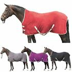 HKM Antisweat Rug Super Soft Fleece Quick Dry Insulated Horse Protection Blanket