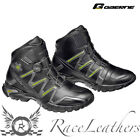 GAERNE G ROUND BLACK SHORT WATERPROOF MOTORCYCLE BOOTS CHEAP SALE CLEARANCE