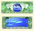 Dolphin Million Dollar Bill (Pick Quantity 5 to 5000 Bills)
