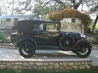 Ford: Model A 1929 FORD TOWN CAR