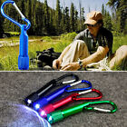 Mini Backpack Pocket Keychain Torch LED Light Flashlight camping hiking  Lamp