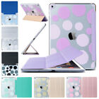 Ultra Slim Magnetic Leather Smart Cover Case Stand For iPad Air 2 Mini 1/2/3