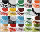 75g/100g/150g Glass Seed Beads - (size 11/0) Approx 2mm