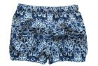 Boys' 2-3 Years Liberty of London Cotton Handmade Bubble Shorts, Lodden Fabric