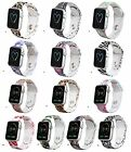 Silicone Sport Band Bracelet Strap Apple Watch i watch 1 & 2 Milanese & Leather