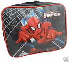 "Spiderman ""ULTIMATE Spiderman"" Noir Sac Repas Isotherme"