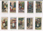 PLAYERS CRIES OF LONDON 2ND SERIES 1916 INDIVIDUAL CARDS