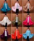 New Women's Winter Warm 100% Cashmere Pashmina Solid Shawl Wrap Scarf Scarves