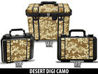 Pelican Case Wrap 24mil Skin for Case 1170 1200 1430 Desert Camo DIGI