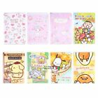 HK SANRIO KITTY MELODY PC TABO POM GUDETAMA 2017 DIARY 10X15CM SCHEDULE BOOK