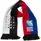 IRB Rugby World Cup 2015 20 Nations Supporters Scarf Red/White/Blue