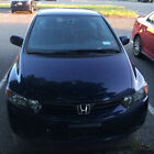 Honda: Civic 5 Speed Automatic LX 2007 Honda Civic Coupe LX