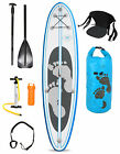 "TBF Model II 10'10"" Inflatable SUP Stand Up Paddle Board Deluxe Pack (Azul)"
