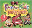 Fun For Kids Party Pack Various Artists (CD, Dec-2000, Legacy) Disc 1 Only Music