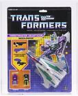 Transformers Vintage Hasbro G1 1987 Series 4 Needlenose MOC AFA 80 - Time Remaining: 7 days 21 hours 2 minutes 53 seconds