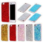 Mermaid Sequins Glitter TPU Back Cover Phone Case For iPhone 6 6S 7 7 Plus New