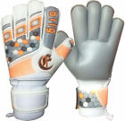 Goalkeeper Goalie Roll Finger Saver Gloves Adult Size 8/9/10.