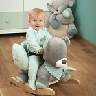 Nattou Baby / Toddler / Infant Rocking Horse / Play Rocker - 10 - 36 Months <br/> Great Products &amp; Value From The New Kids On The Block!