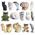 Ceramic Animal Light Cord Pulls Bathroom Blinds Curtains 40 Options