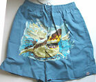 NEW Mens Boys LE SHARK SUMMER BEACH POOL PARTY Shorts Surf Sports Swim Blue