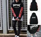 Black Unisex Coat 2016 Justin Bieber Purpose The World Tour Hoodie Sweatshirt