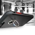 Luxury PC+TPU Phone Case Magnetic Ring Buckle Desktop Cover For iPhone 7/7 Plus