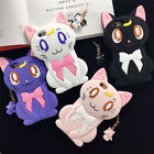 iPhone 6/6S Plus Cute 3D Japanese Sailor Moon Luna Cat Silicone Phone Case