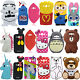3D Cartoon SuperHero Soft Silicone Back Case Cover For iPhone 5 5S 6G 7G 7 Plus
