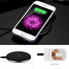Qi Wireless Charger for iPhone 6/6S/6 Plus/6S Plus Metal Pad + Receiver Coil