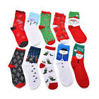 New Women's Christmas Style Assorted Socks - Size M FASHION tb