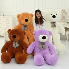 "Giant Huge Big Stuffed Animal Teddy Bear Plush Soft Toy 24""-79"""