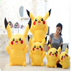 "Giant Large Huge Pokemon Pikachu Soft Toy Plush Pillow Stuffed 13.5""-39"" Figure"