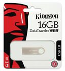 Kingston 8GB 16GB 32GB 64GB DataTraveler SE9 USB 2.0 Flash Pen Drive DTSE9H