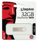 Kingston 8GB 16GB 32GB 64GB DataTraveler SE9 USB 2.0 Flash Pen Drive DTSE9H фото