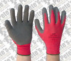 6  Pairs Latex Work Gloves