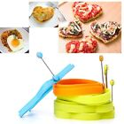 Silicone Fried Egg Pancake Cat Star Flower Shape Cookie Food Mould New Creative