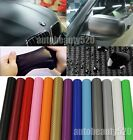 "24"" x 240"" - Car 3D Carbon Fiber Vinyl Wrap Sheet Sticker Film Decal 14 Colours"