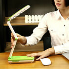 Led Rechargable Desk Lamp Bedroom Foldable Reading Eye Protection Table Lights
